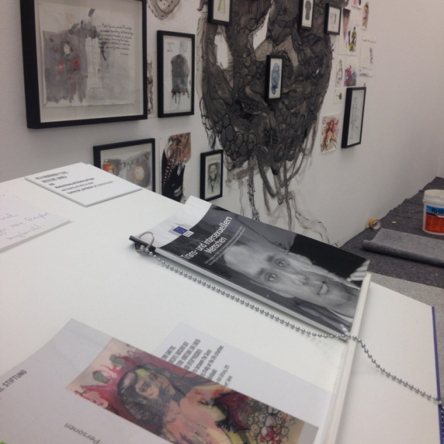 "Context and detail ""Ancestors' Branch"" LWL Museum für Kunst und Kultur, 2016"