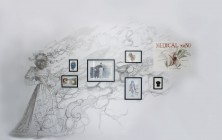 Galerie Funke, Ovartestisimilar, Raum 1, Ins A Kromminga