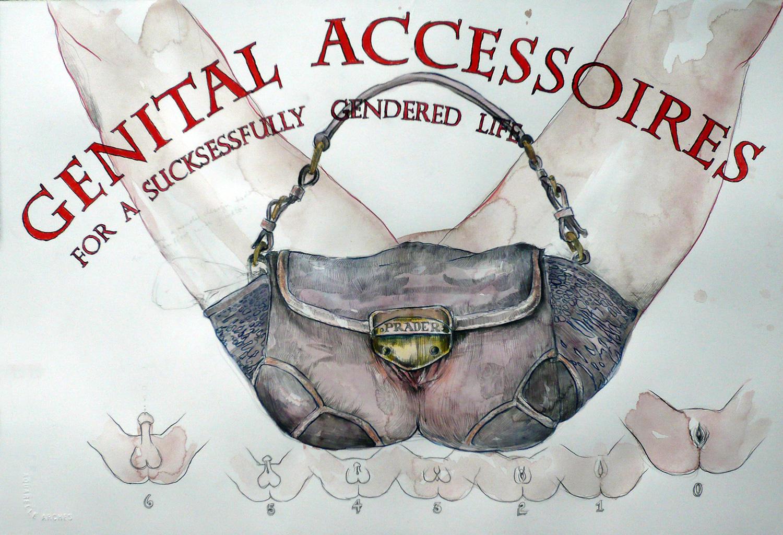 Genital Accessoires (Prada Series)